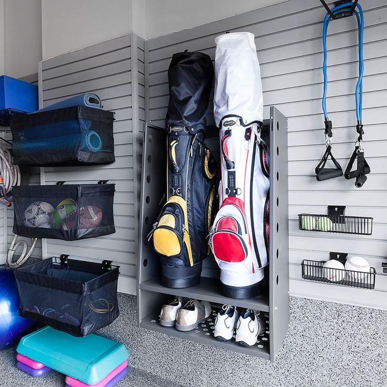 golf club storage