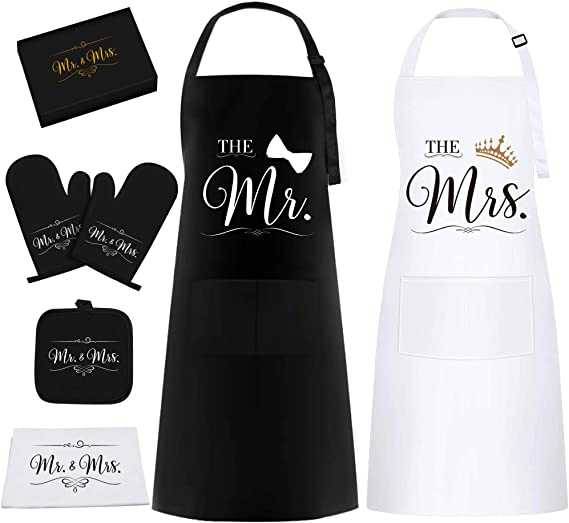 mr and mrs kitchen set