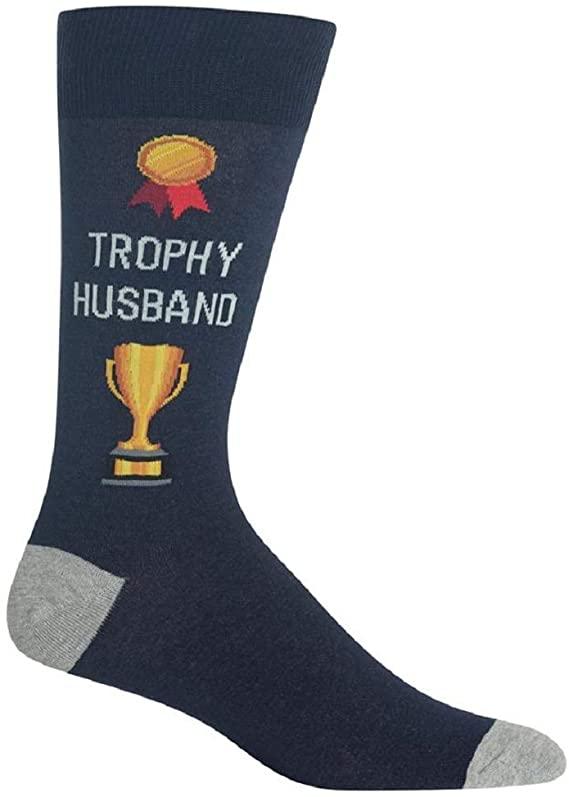 trophy husband socks