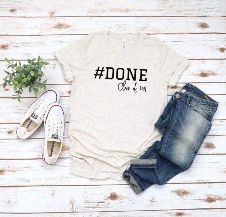 #done grad shirt