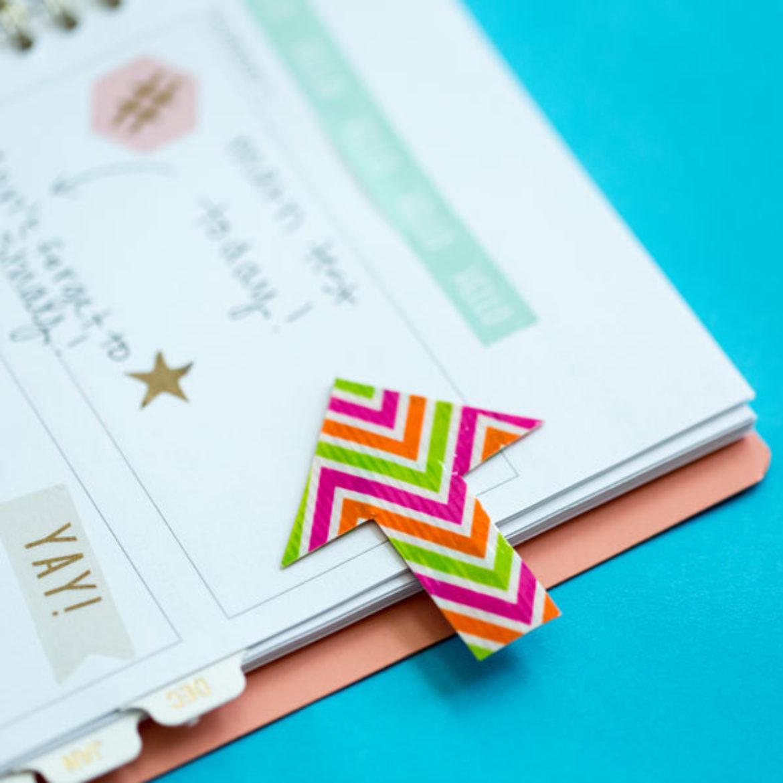 Bullet Journal Bookmark