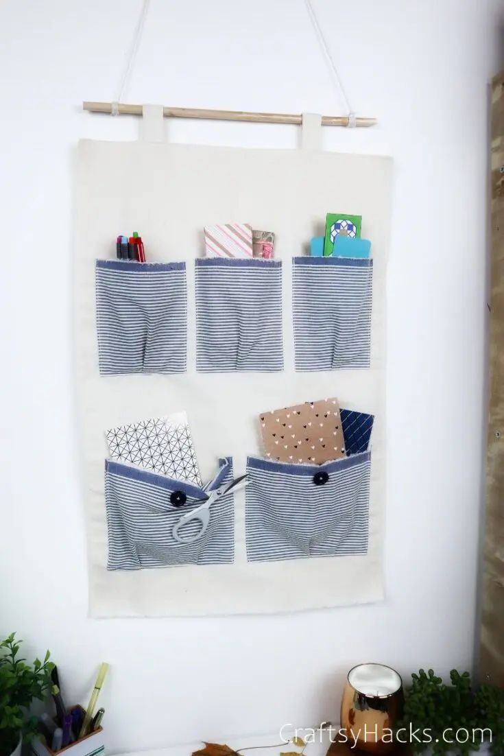 Hanging Organizer With Pockets