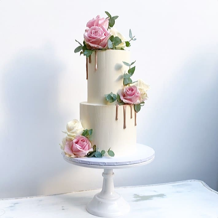 Roses and Caramel