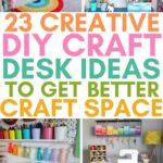 diy craft desks
