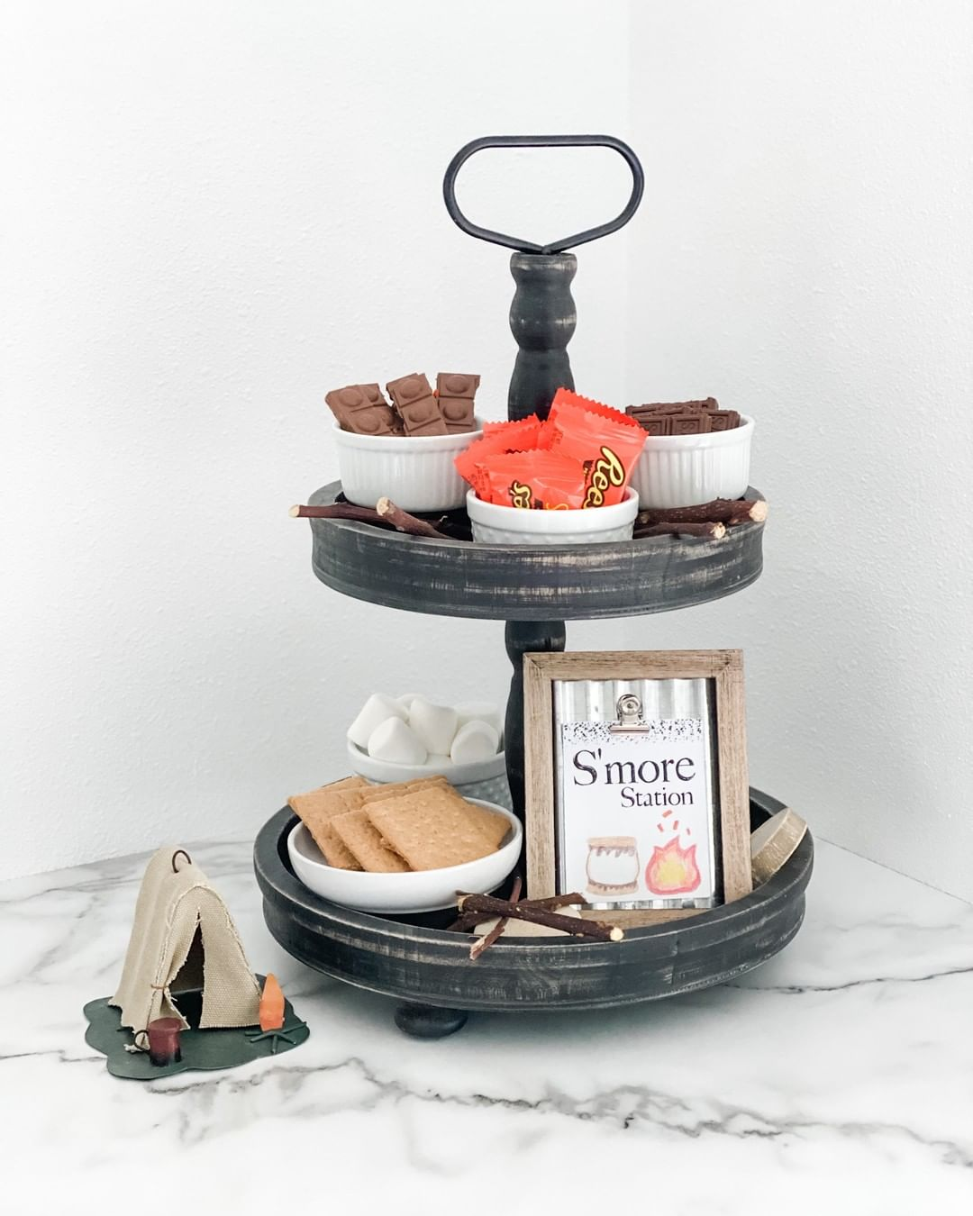 Candy and Smores