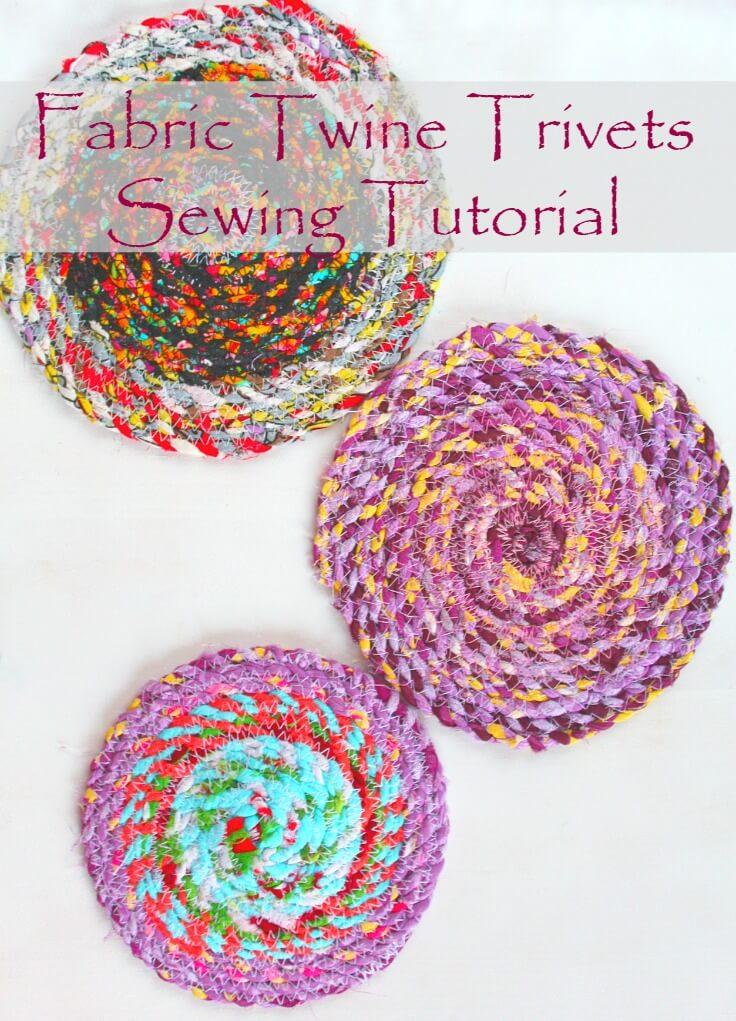 Fabric Trivets