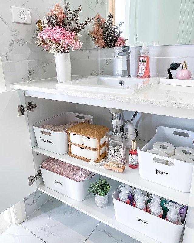 Under-The-Sink Organizer