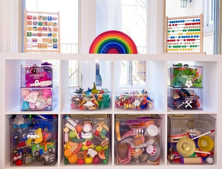 Children Cubby Organizer