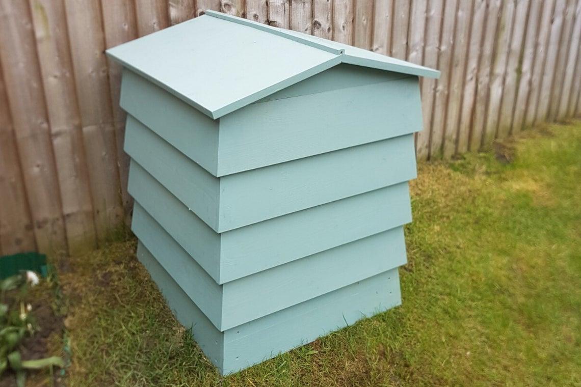 Beehive Style Compost Bin