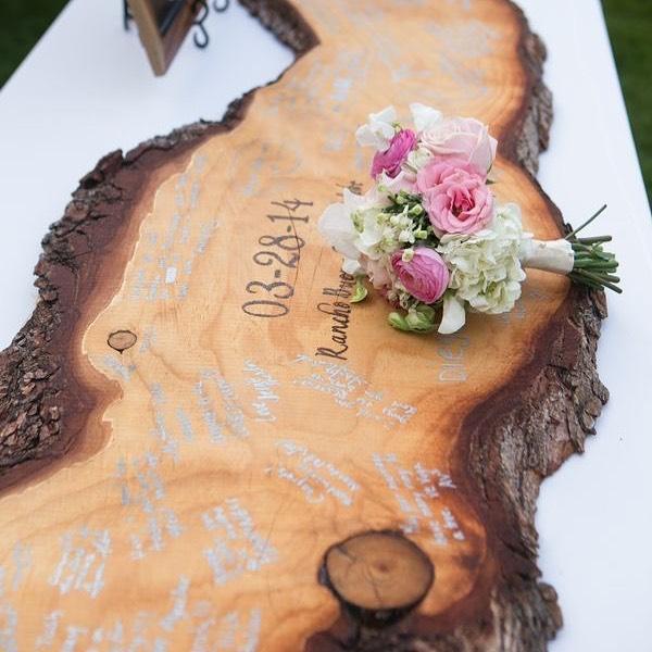 Wedding Guest Registry