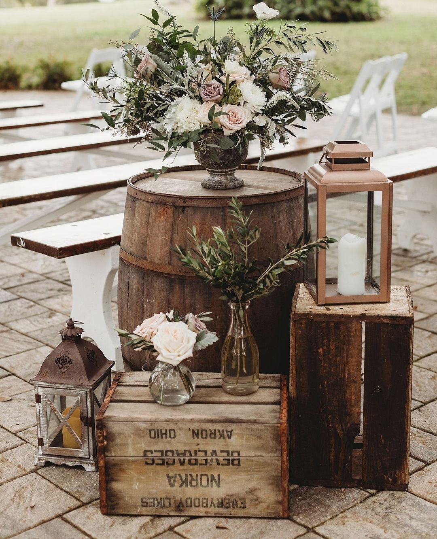 Barrels and Bouquets