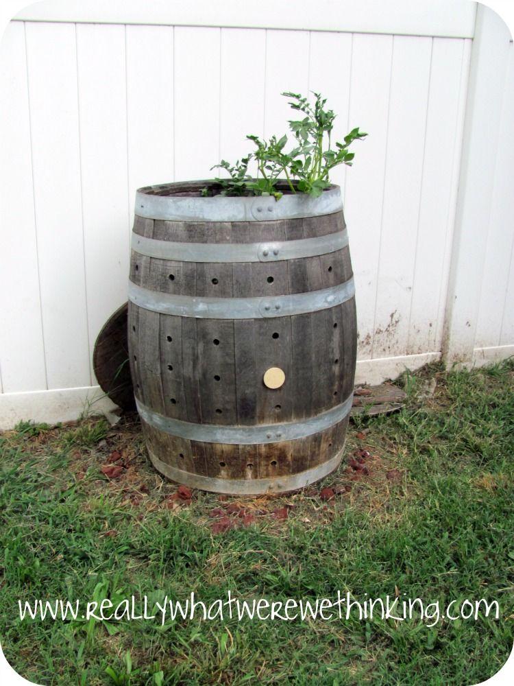 Lazy Composting
