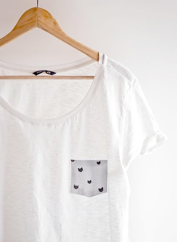 Pretty Pocket T-Shirt