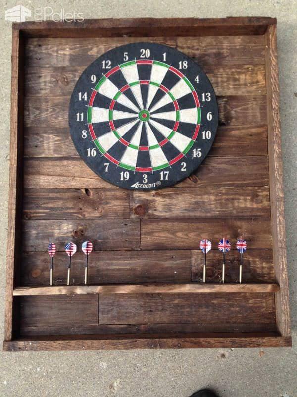 DIY Dart Board