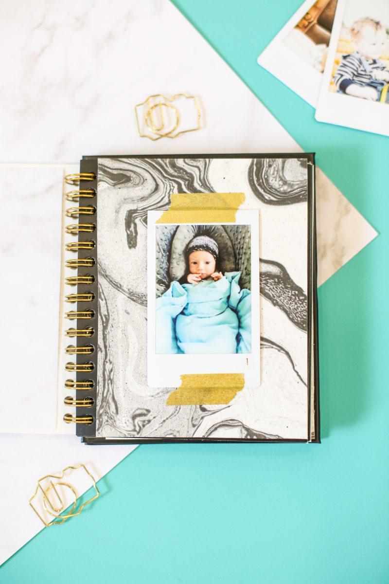 DIY Instax Photo Album