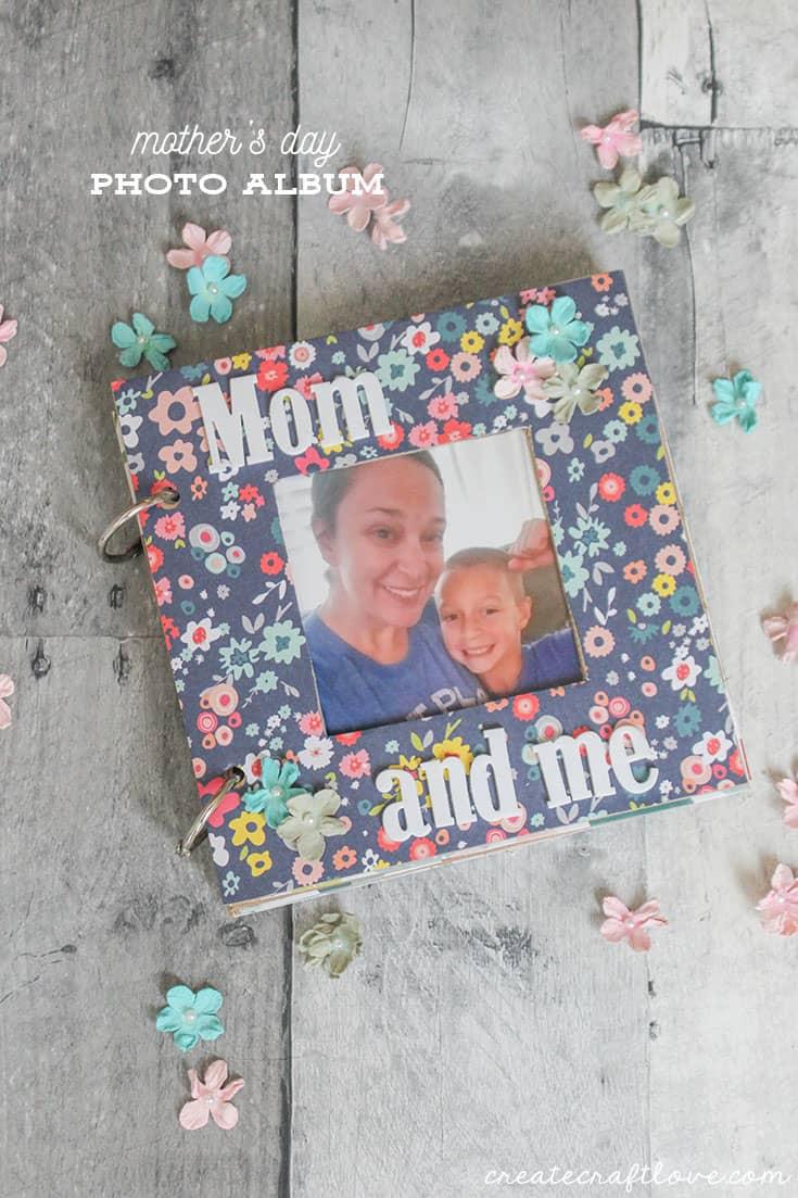 Mother's Day Photo Album