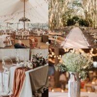 rustic wedding decor ideas