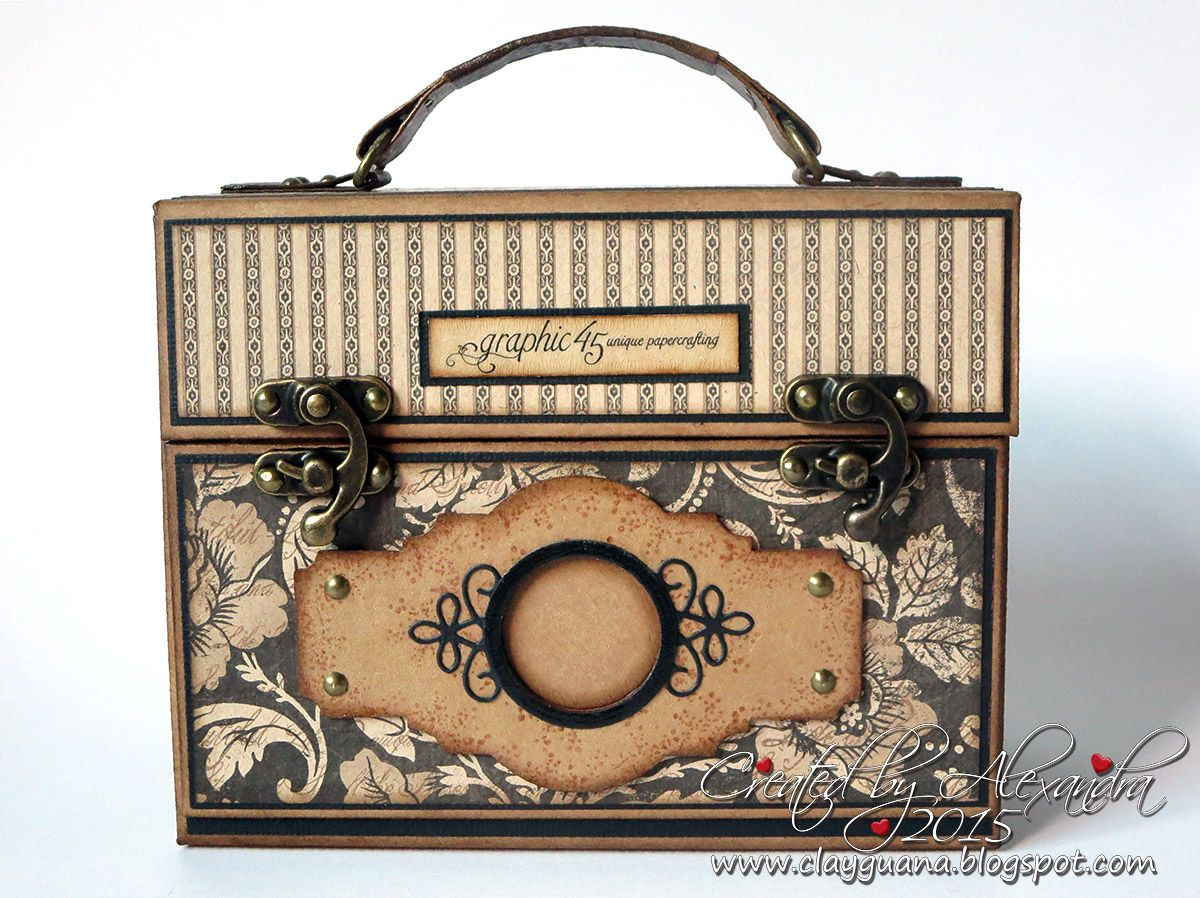 Vintage Suitcase Album