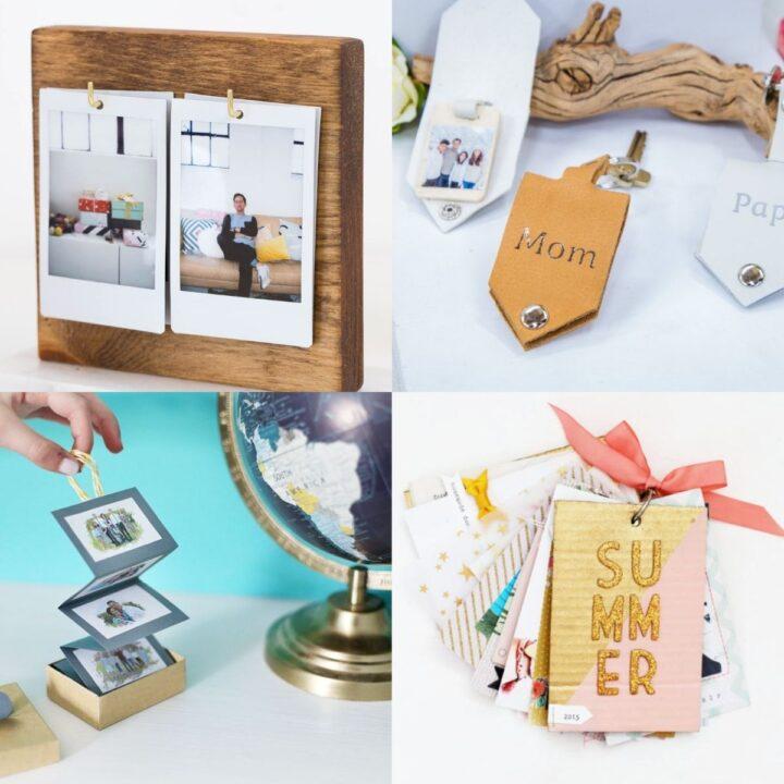 DIY photo albums