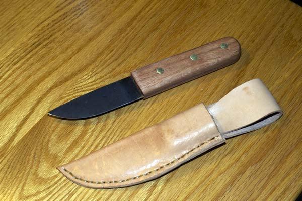 Repurposed Knife