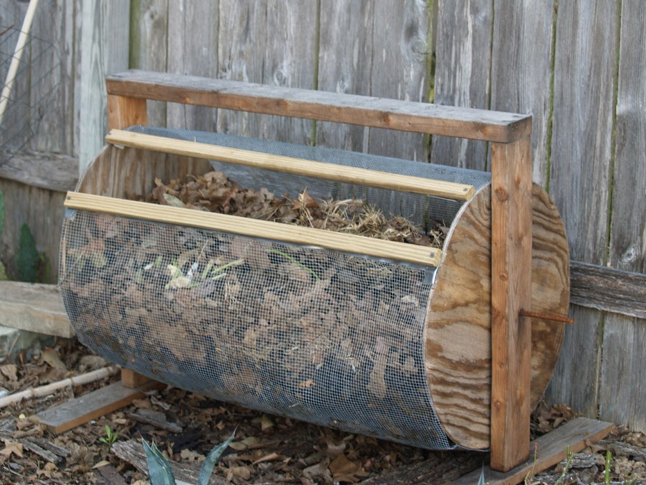 Rotating Drum Compost