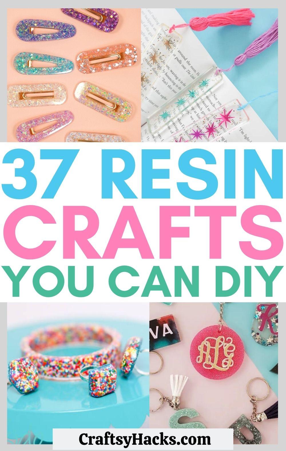 diy resin crafts