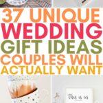 wedding gift diy ideas