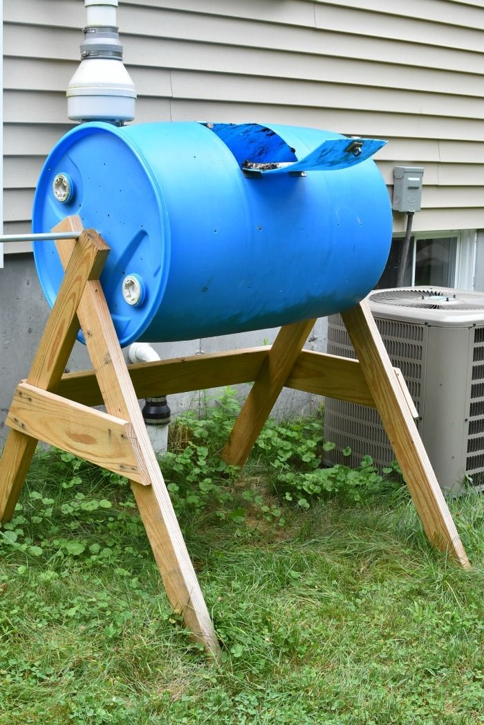 Compost Tumbler Bin