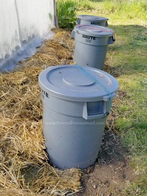 No-Work Composting