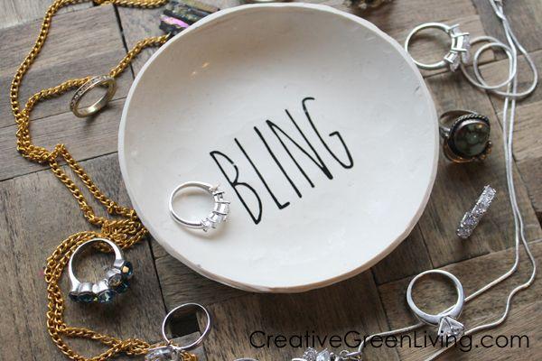 Bling Ring Dish