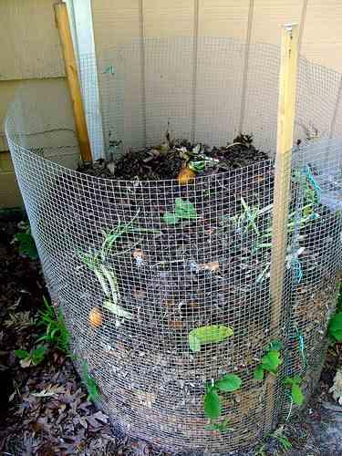 Compost Bin For Kitchen Scraps