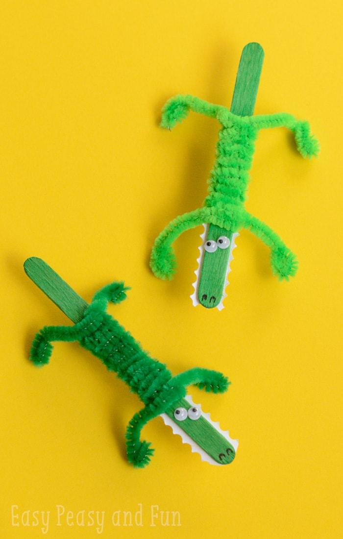 Crocodile Pipe Cleaners