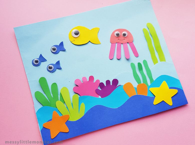 Ocean Paper Craft
