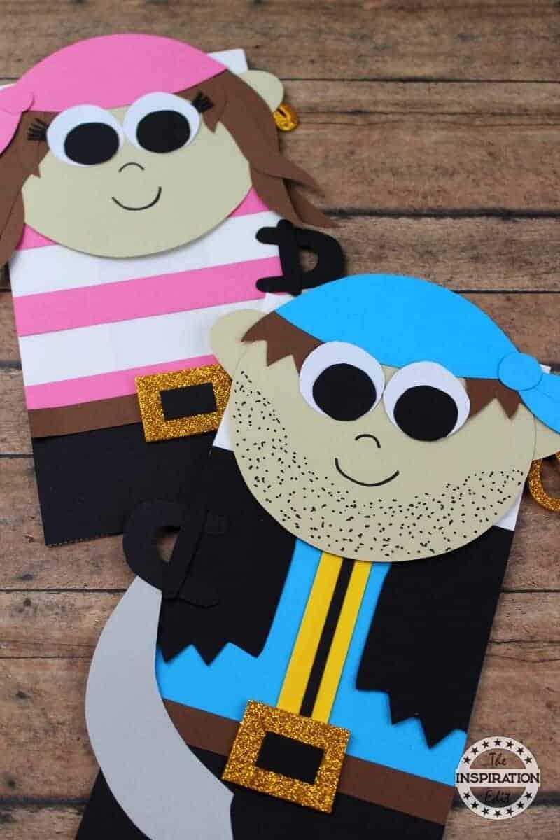 Paper Bag Pirates