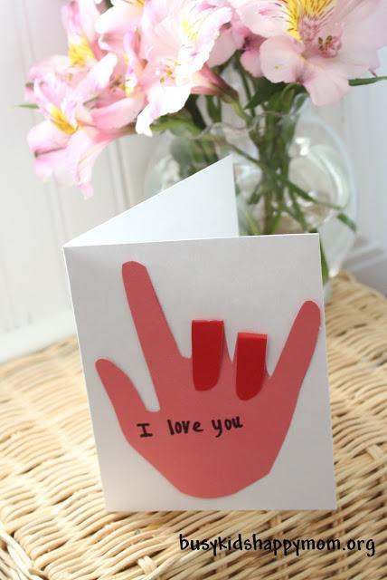 Sign Language Card