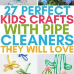 pipe cleaner diy crafts
