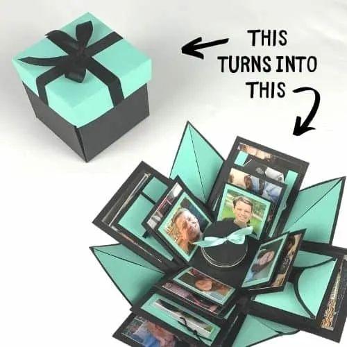 DIY Explosion Box