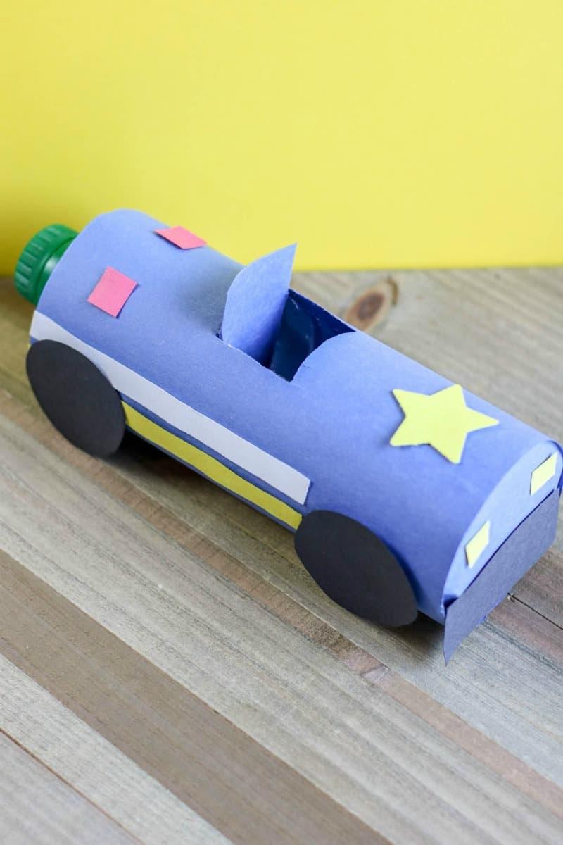 Race Car Crafts