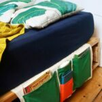 diy bedside caddy