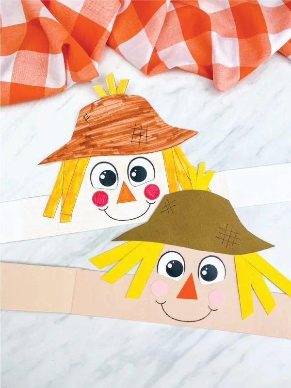 Scarecrow Headband