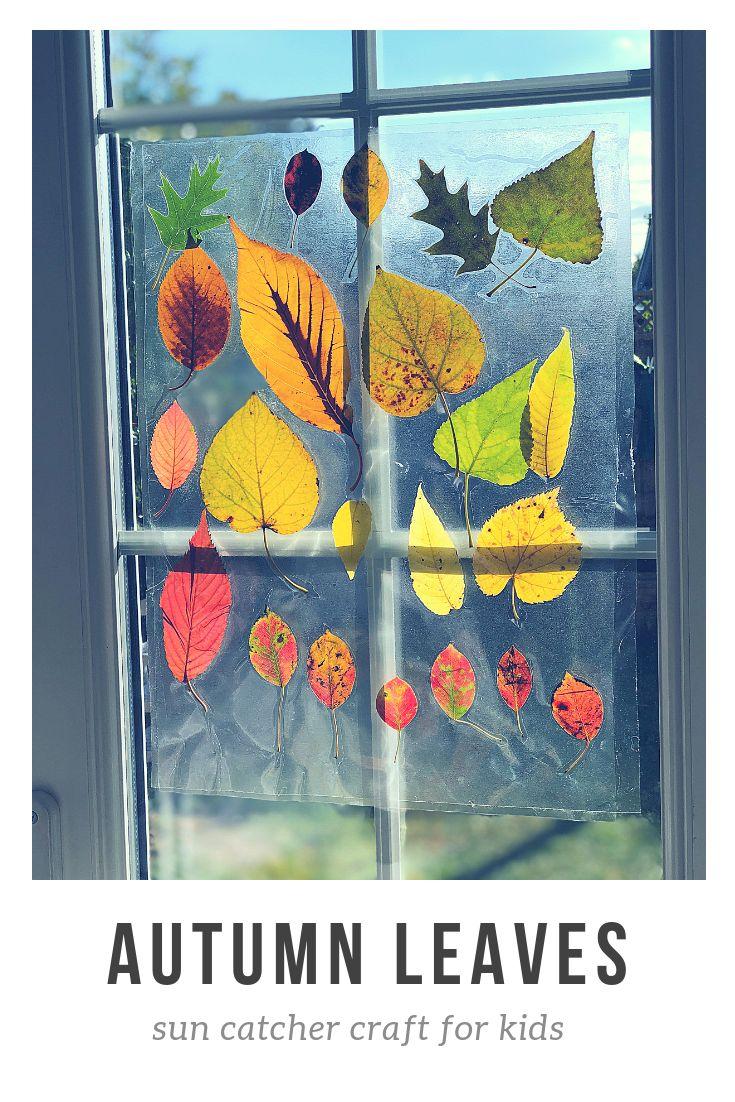 Autumnal Sun Catcher