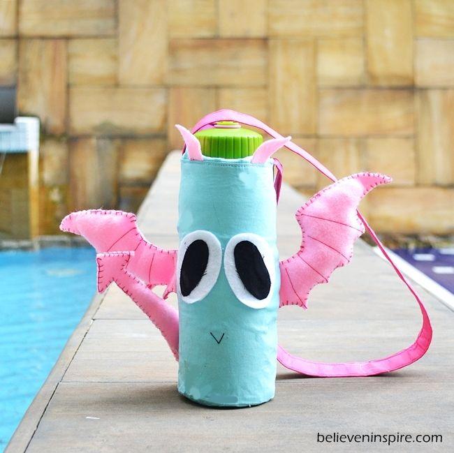 Dragon Bottle Cover