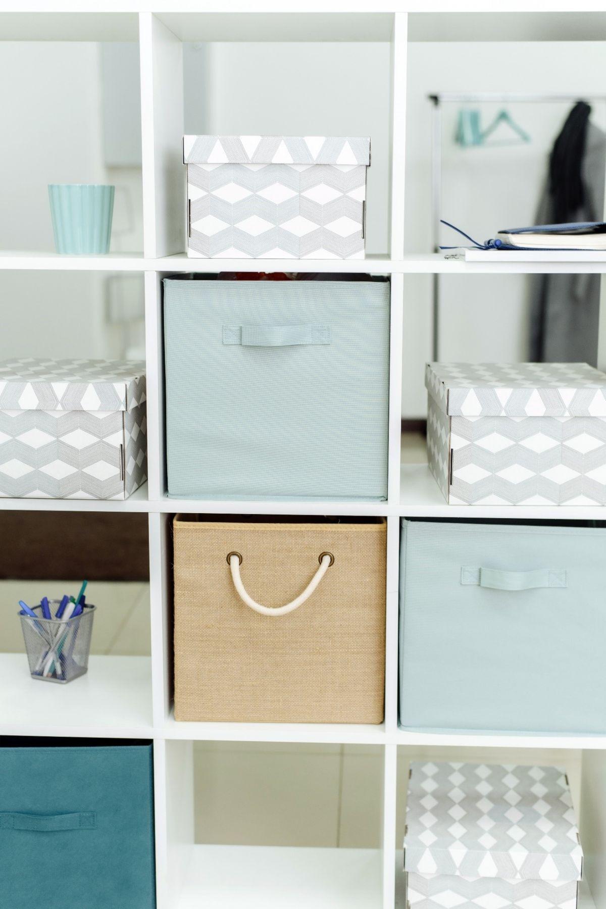 Clothing Storage Bag Organizer