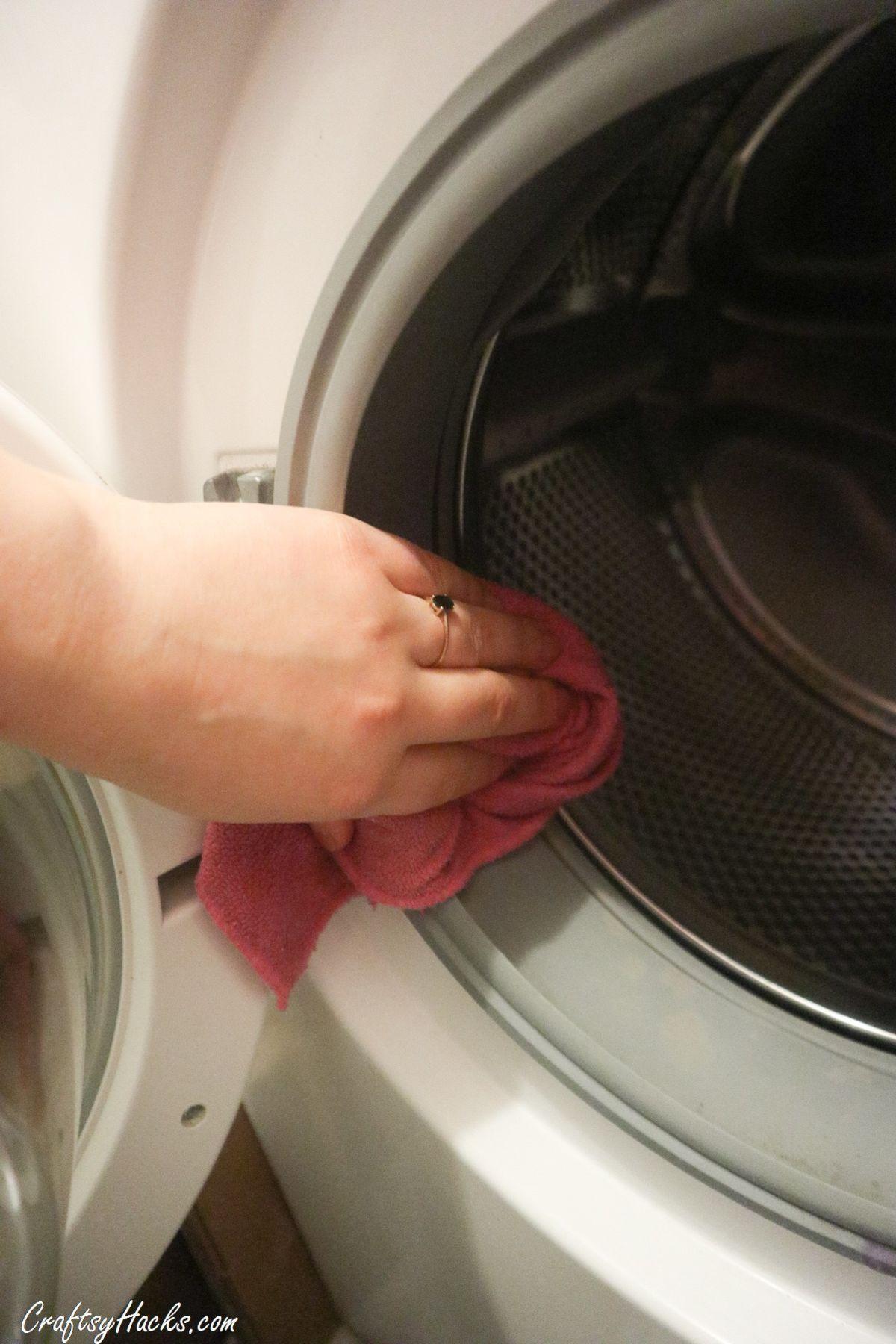 Keep Your Washing Machine Sparkling