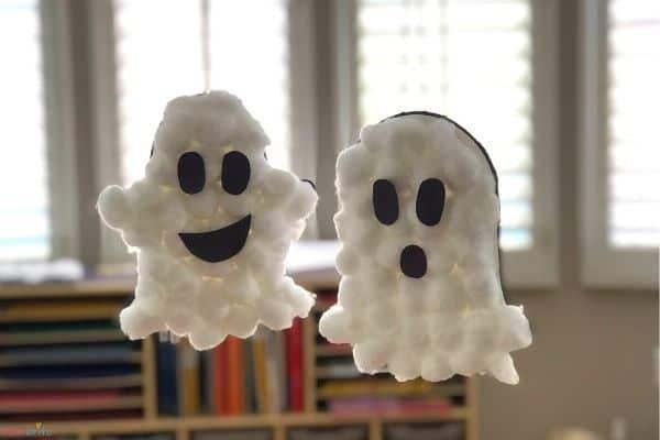 Puffy Halloween Ghost