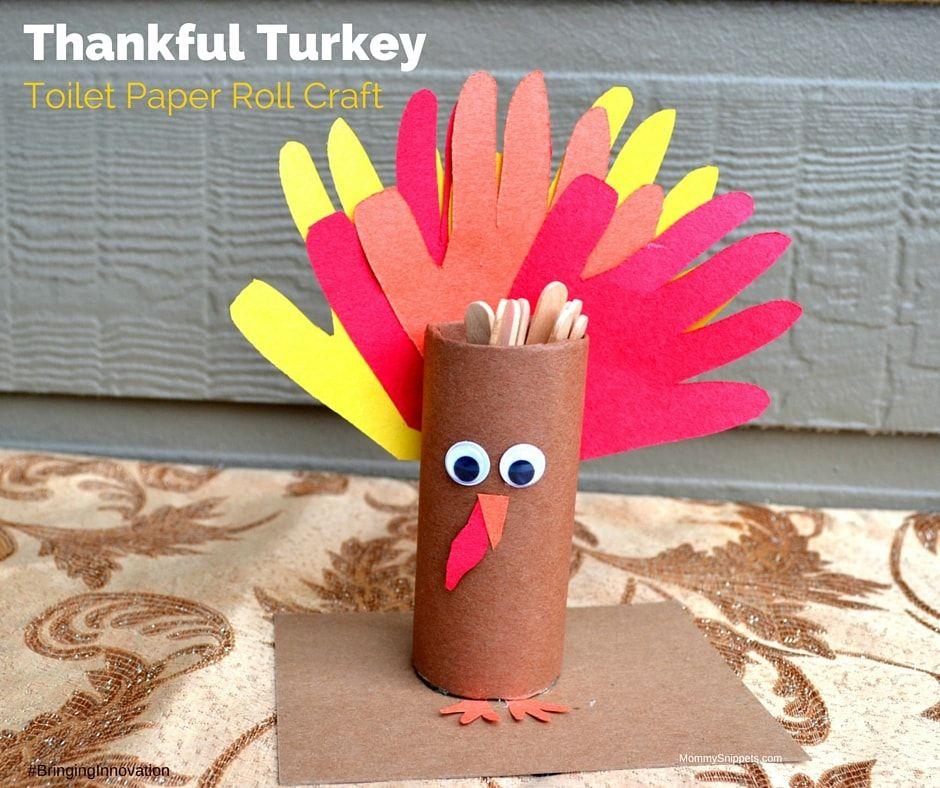 Turkey Toilet Roll