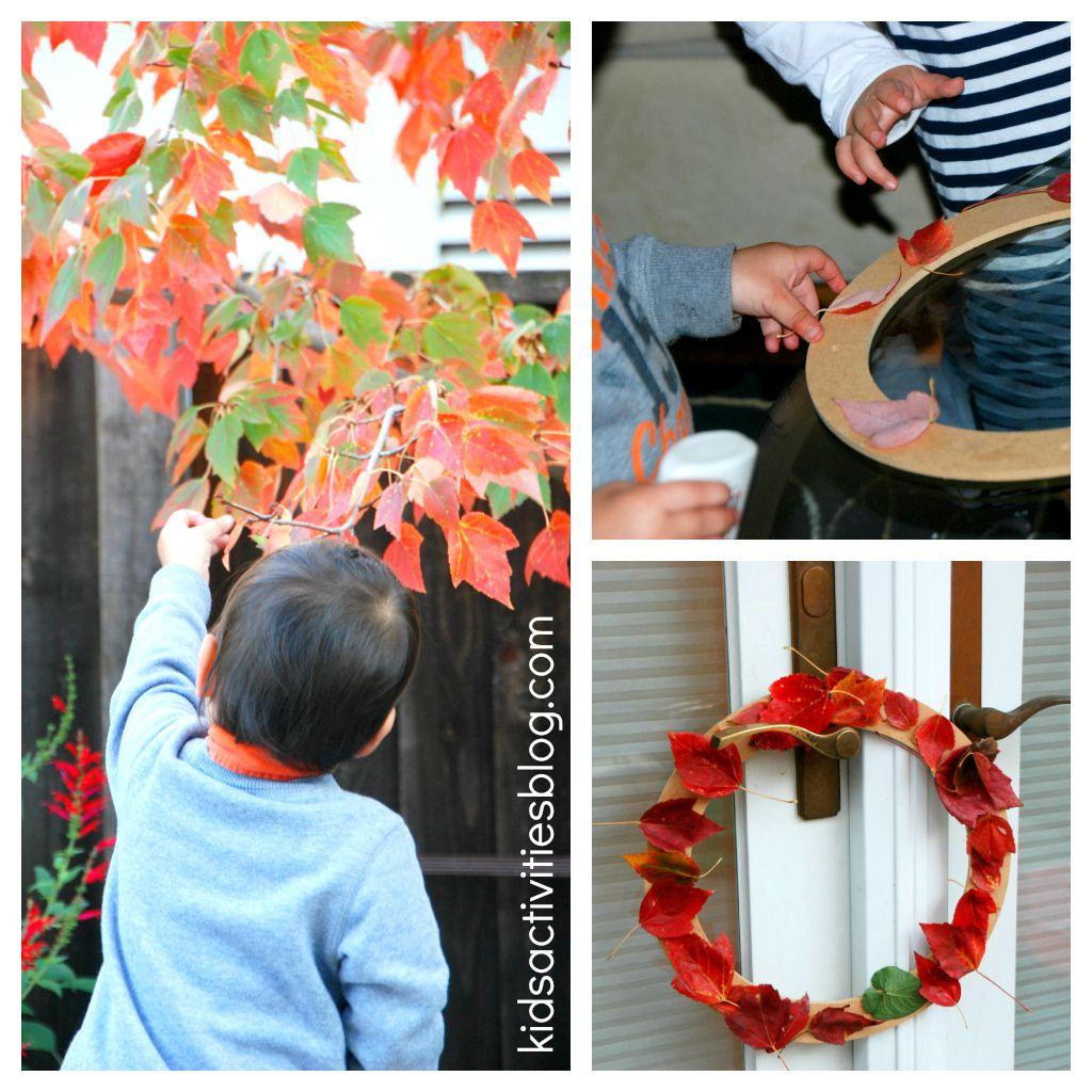 Toddler's Wreath