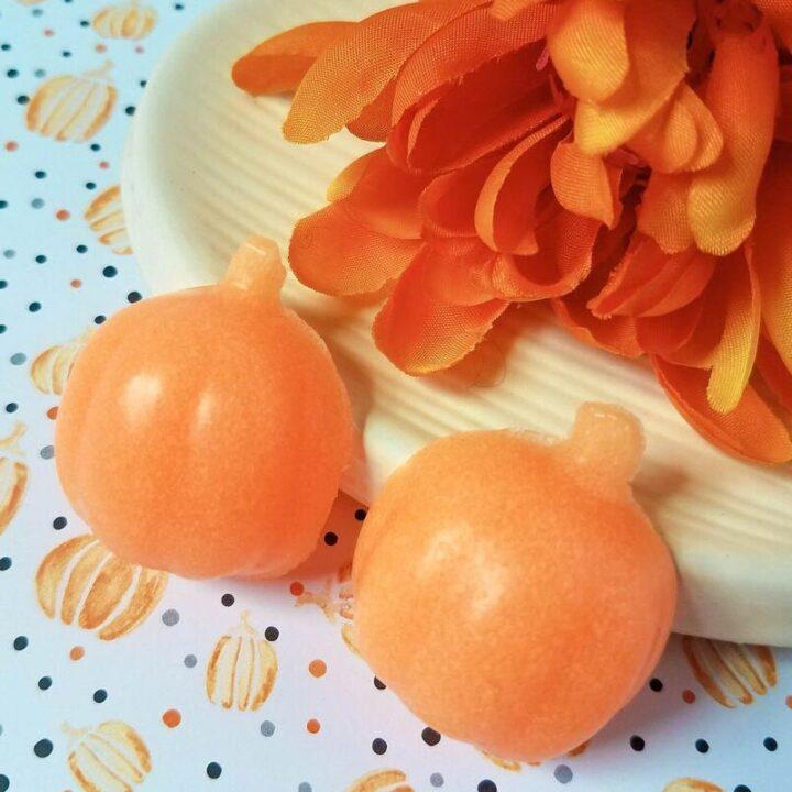 Pumpkin Sugar Scrub Bar