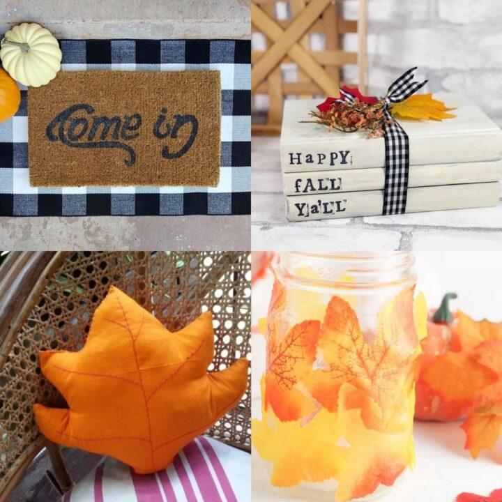 fall decor ideas for home
