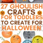 halloween toddler crafts